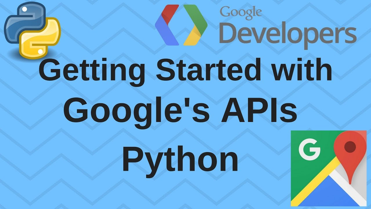 Python Google Maps API Directions | How To Get Started and How To Implement  Google APIs 2017