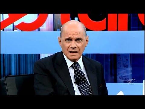 Ricardo Boechat diz que Juiz Sergio Moro agiu Politicamente - Desviado de sua função - Band News