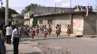 1º video del desfile Altepexi Puebla Mexico