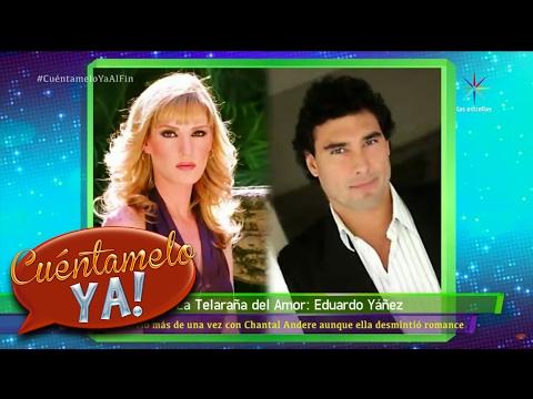 La telaraña del amor de: Eduardo Yáñez   Cuéntamelo YA! Al fin...