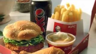 KFC: Kentucky Fried Chicken Top Secret Recipes