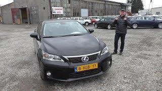 Lexus CT200H 1.8 Hybrid 2013 за 11000€