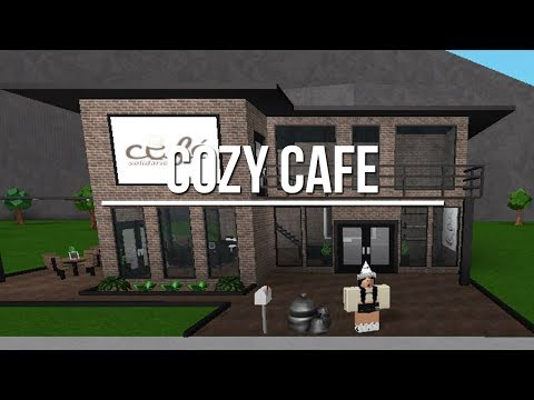 ROBLOX | Welcome to Bloxburg: Cozy Cafe 36k