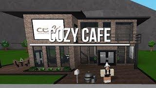 ROBLOX | Welcome to Bloxburg: Cozy Cafe 36k