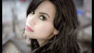 Demi Lovato - Catch Me Instrumental w/ Lyrics