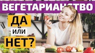 Вегетарианство, веганство, белковая диета! ЗА ИЛИ ПРОТИВ?!