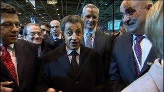 La petite phrase de Sarkozy adressée à Hollande