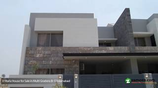 4 Bed Villas Is Up For Sale On Installments In B17 Multi Islamabad