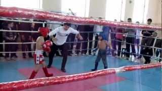 Kick Boxing 2012  AZERBAIJAN Sultan 7 year