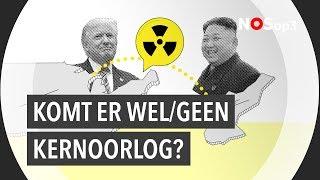 Waarom er wel/geen kernoorlog komt | NOS op 3