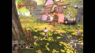 The first 10 Minutes of - Fable. Xbox