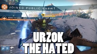 Urzok, the Hated - Gather Their Suffering (Eris Quest)