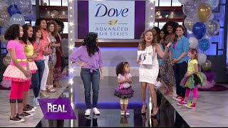 Love Your Curls with Dove!
