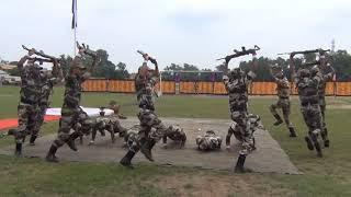 CISF DANCE FOR RANCHI NC