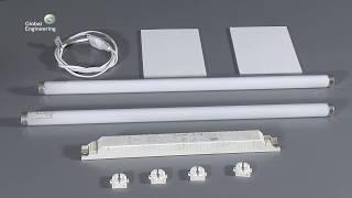 002 OutBox 150mm (обучающее видео: как собрать световой короб на базе профильной системы OutBox)й(Система алюминиевых профилей квадратного сечения шириной 150 мм. Применяется для изготовления одно- и двуст..., 2013-07-31T13:05:30.000Z)