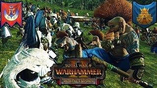 Video ALL SLAYERS ALL DAY - Dwarfs vs. High Elves - Total War Warhammer 2 Gameplay download MP3, 3GP, MP4, WEBM, AVI, FLV Mei 2018