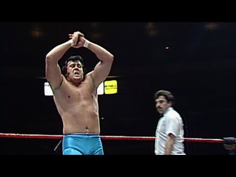 The Honky Tonk Man vs. Pedro Morales: Prime Time Wrestling, March 3, 1987 Mp3