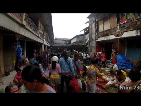 Food to Buy Bali Market HD and GoPro 3 sexy woman Doku