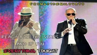 Pitbull - Give Me Everything ft. Ne-Yo, Afrojack, Nayer Karaoke (HD)
