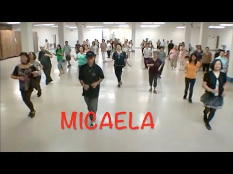 Micaela - Salsa Line Dance