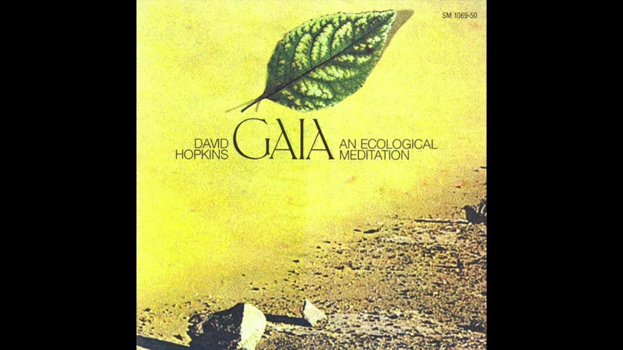 David Hopkins: Gaia (An Ecological Meditation) (1987) [Full Album]