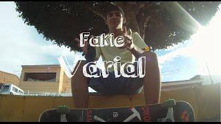 Aprenda Fakie Varil / SkatistaDaPéste