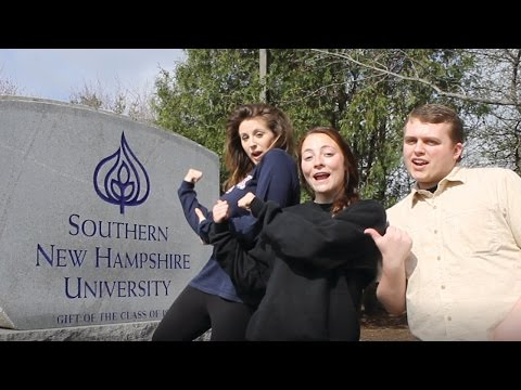 """Miley Cyrus -  """"Party In The U.S.A."""" SNHU Lip Dub"""