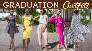 WHAT TO WEAR TO A GRADUATION || MBAIRE WANGUI