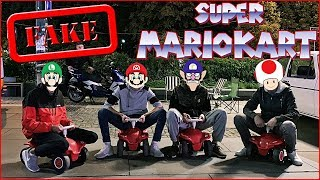 NOCNA VOZNJA SUPER MARIO KART STYLE :)