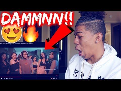 """DDG """"New Money"""" Official Music Video REACTION!🔥 **BANGER!**"""