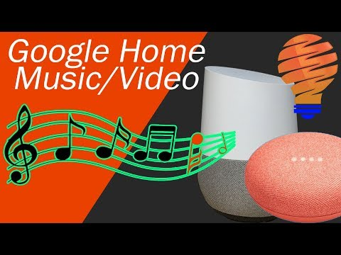 Google Home Music and Video - What Music and Video Services Work In My Country?