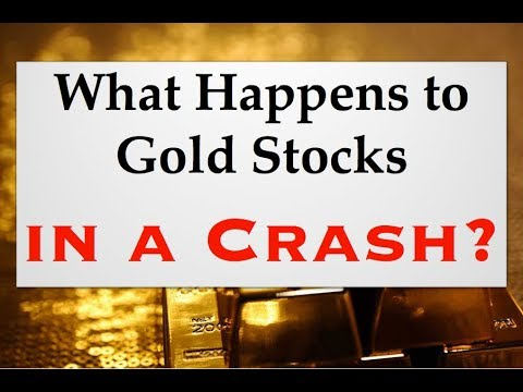 Gold & Silver Price Update - September 27, 2017 + Gold Miners in a Stock Market Crash?