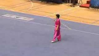 10th All China Games - Henan Wushu Team 1