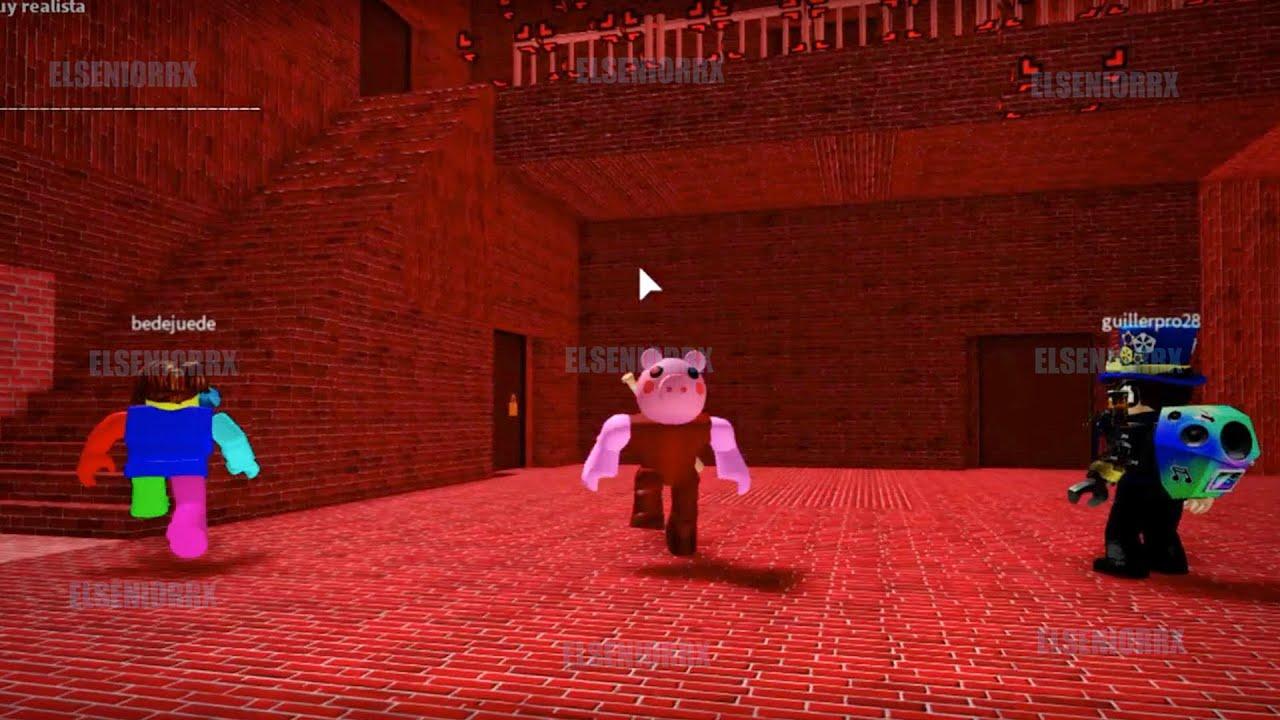 CREAN LA CASA DE PIGGY EN BUILD MODE ~ Piggy Roblox ~ ELSENIORRX ROBLOX