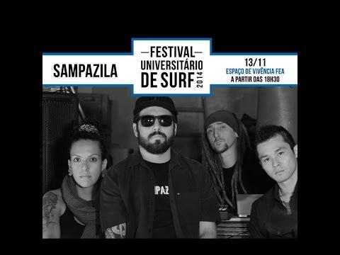 Banda Sampazila - Pocket Show FEA USP