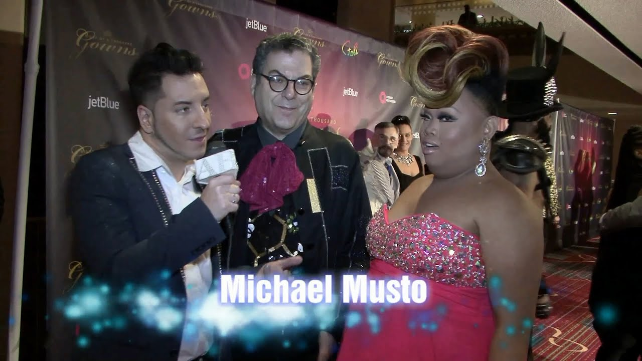 Adam With! JIGGLY CALIENTE at Night of A Thousand Gowns - YouTube