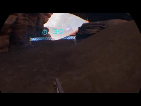 FARPOINT VR Sniper Challenge! W/ SixMidgetsGaming