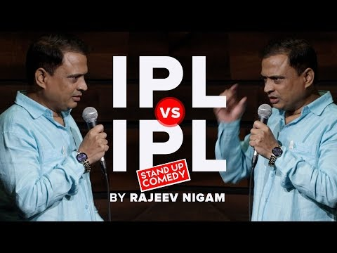 IPL V  IPL (Indian Politician League) | BY Rajeev Nigam