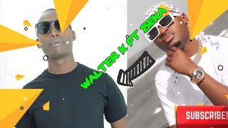 WAALTER K FT BEKA FLAVOR BWAGA MANYANGA (OFFICIAL MUSIC VIDEO)