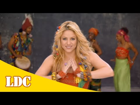 Waka Waka (This Time for Africa) (The Official 2010 FIFA World Cup™ Song) [Lyrics]