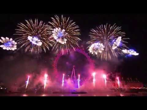 New Year's Eve 2016 FIREWORKS Displays From Around The World Compilation. Enjoy