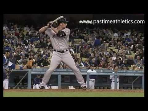 Madison Bumgarner Hitting Slow Motion Baseball Swing - San Francisco Giants MLB