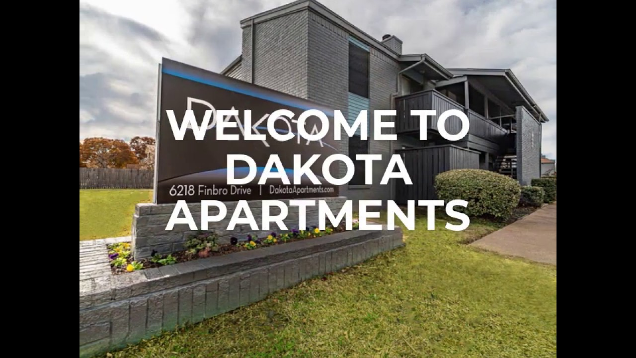 Dakota Apartments 550 Sf Floorplan Tour