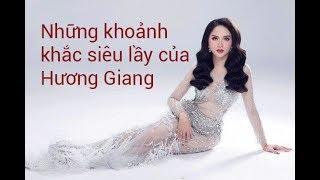 Những câu nói siêu lầy của Hoa Hậu Hương Giang - Miss International Queen 2018