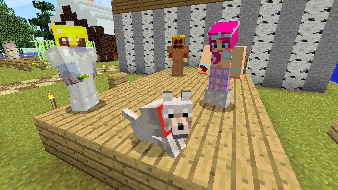 minecraft xbox cat walk 106 youtube
