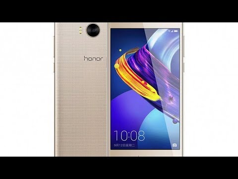 Honor 6 Play With 3020mAh Battery, 8 Megapixel Camera Launched - Duration: 2:14.