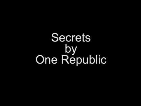 One Republic - Secrets (Instrumental)