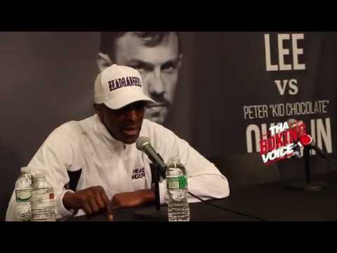 Barry Hunter Reaction To Danny Garcia Lamont Peterson Fight
