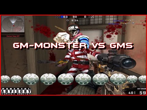 Thumbnail: DIABO Blackshot - GM Wars #4 (GM-Monster vs GMs)
