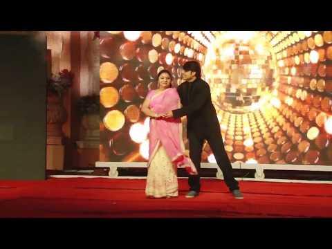 Cutest couple dance ever on dil behelta hai mera aapke aajane se